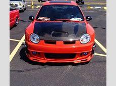 Sell used 2004 Dodge Neon SRT-4 Sedan 4-Door 2.4L (SOLAR ... 2003 Dodge Neon Sxt Turbo