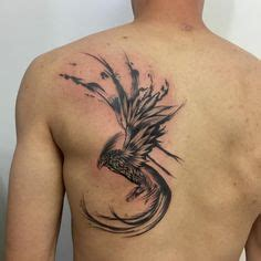phoenix tattoo glasgow rising phoenix on behance sketch hellion pinterest