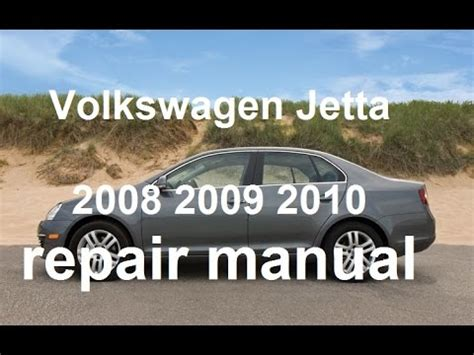 download car manuals pdf free 2009 volkswagen gli interior lighting volkswagen jetta 2008 2009 2010 repair manual youtube