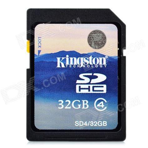 Memory Card Kingston 32gb kingston 32gb sdhc class 4 memory card in pakistan