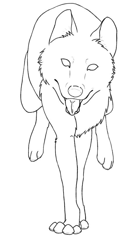 wolves coloring pages coloringpages1001 com