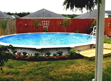 awesome backyards ideas above ground pool ideas for my backyard awesome ideas on