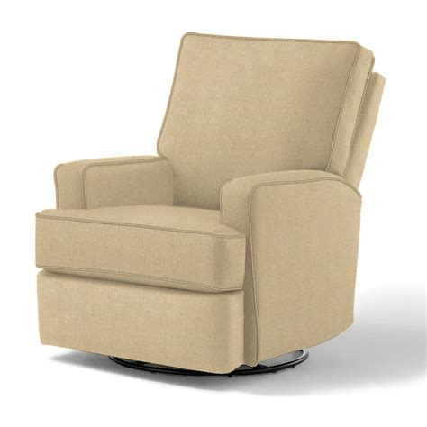 Kersey Upholstered Swivel Glider Recliner Baby Furniture Reviews On Weespring