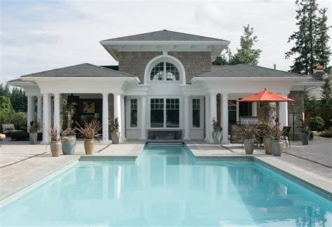 pool home plans swimming pools styles pool designs house plans and more