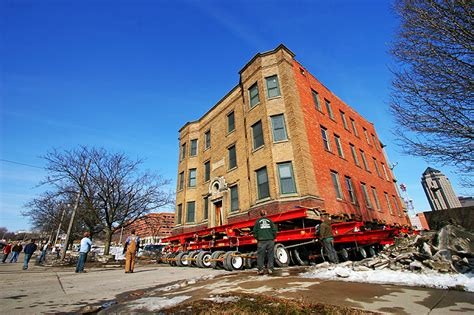 house movers iowa picture iowa murillo building move