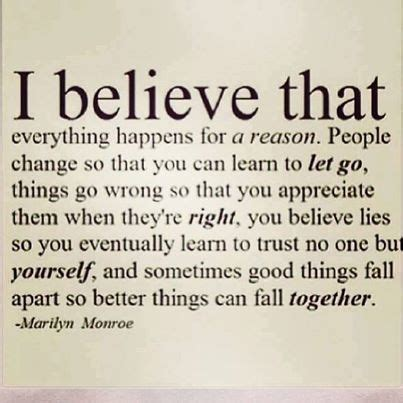 I Believe Essays Everything Happens For A Reason by I Believe Everything Happens For A Reason Pictures Photos And Images For
