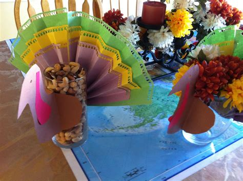 home made thanksgiving decorations thanksgiving table decoration homemade lidimade