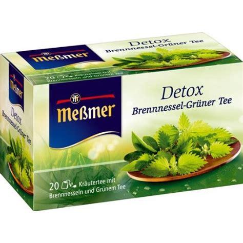 Detox Shoppers Mart by Messmer Detox Aux Orties Et Au Th 233 Vert Mygermanmarket