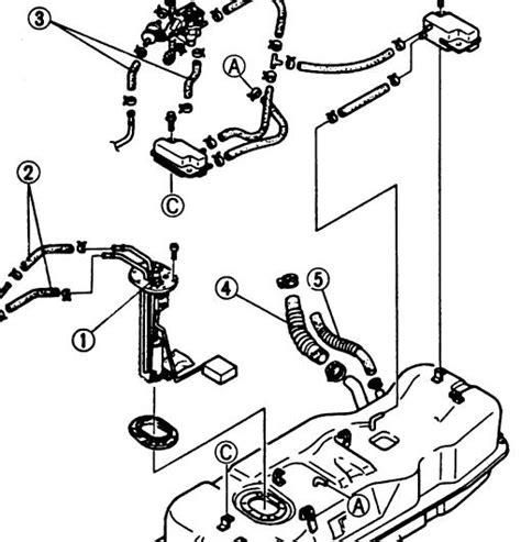 91 miata fuel filter location 91 free engine image for user manual