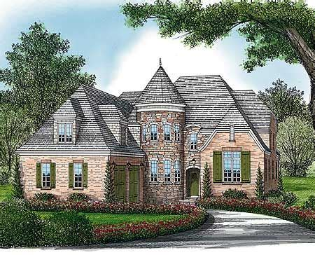 house plans with turrets plan 17578lv elegant curved turret bonus rooms pantry