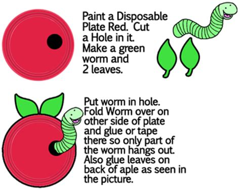 How To Make A Paper Worm - worm crafts for ideas to make bookworms inchworms