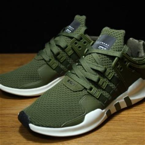 Adidas Eqt Support Adv Camo Green Army Premium Original Sepatu Shoes fashion quot adidas quot equipment eqt support from charmvip