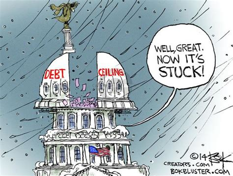 debt ceiling political cartoons the debt ceiling editorial cartoons the editorial cartoons