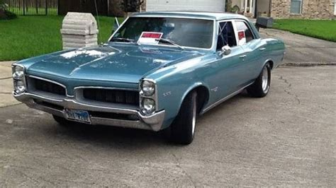 1969 Pontiac Tempest For Sale by 1967 Pontiac Tempest For Sale Near Cadillac Michigan
