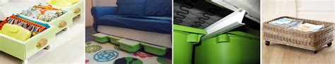 under couch storage ideas organizing a home with kids jlm designs