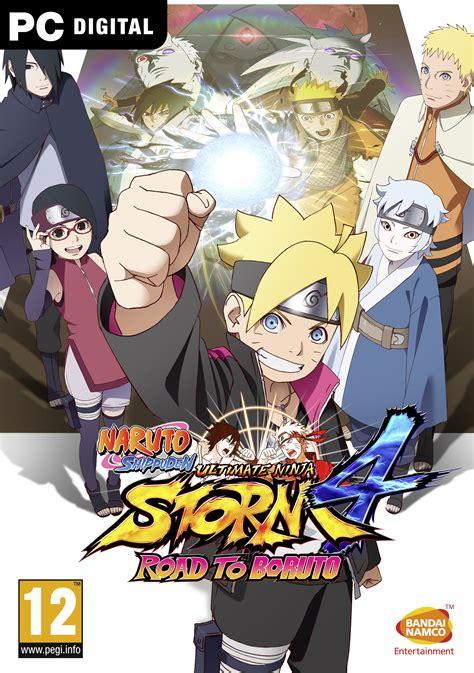 boruto pc naruto shippuden ultimate ninja storm 4 road to boruto