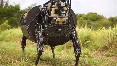big robot big robot has been deployed by the us army for the time gizmodo uk