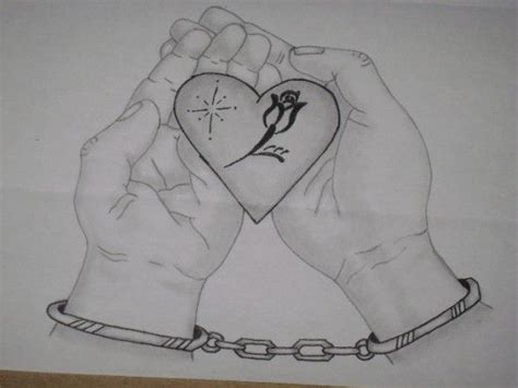 imágenes de amor para dibujar a lapiz corazones para dibujar de amor a lapiz buscar con google