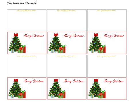 folded table place cards free printable placecards folded