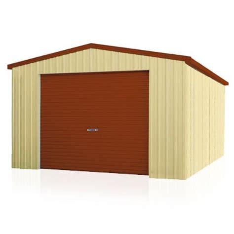 Shed Roller Door by Spanbilt Smartbild Single Garage Roller Door 4m X 6m Shed