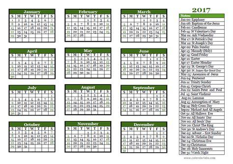 2018 Festival Calendar Christian Calendar 2017 Holidays Festivals Calendar