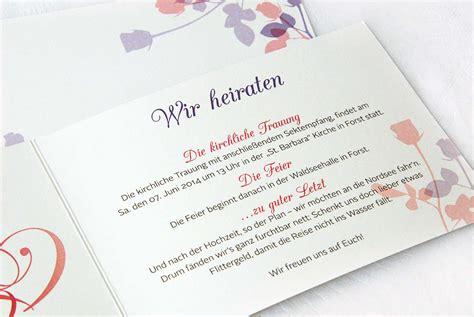 Hochzeit Einladungskarten Text by Einladungskarten Hochzeit Text Einladung Zum Paradies