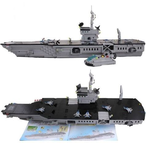Us Belia Set Navy navy aircraft carrier lego set cool lego sets lego sets and