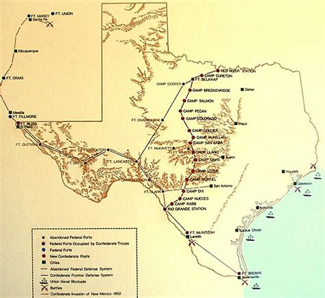 texas forts map river war comanche relations with texas historum history forums
