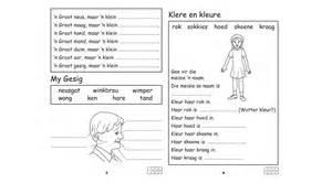 worksheets for grade 2 afrikaans worksheet printables site