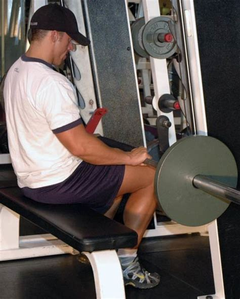 smith machine seated calf raise the best calf building tips and workouts on the