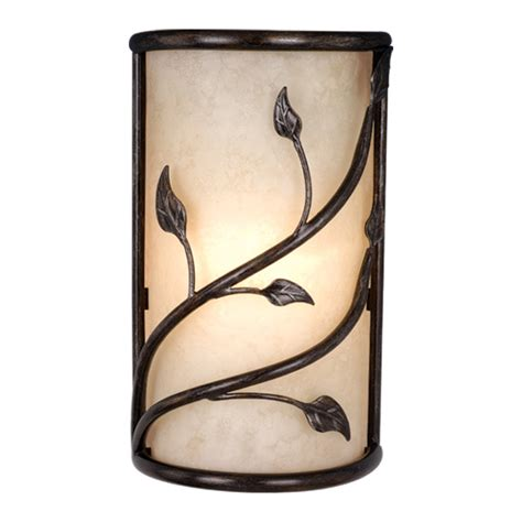 Rustic Wall Sconces Vine Wall Sconce Black Forest Decor Wall Decor Sconce