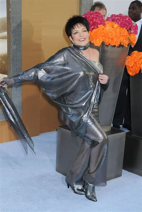 Liza Minelli Needs A New Stylist by Liza Minnelli Shoes Looks Stylebistro