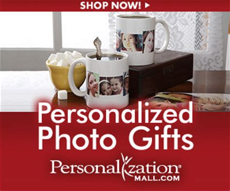 coupons personalized gifts