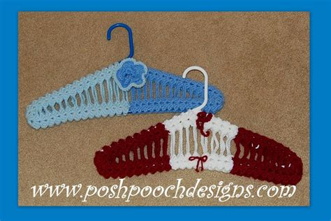 crochet pattern plastic clothes hanger posh pooch designs dog clothes hanger covers for scarf