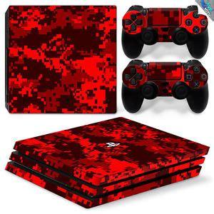 Skin Playstation 4 Ps4 Camo Camouflage 01 digital camo ps4 pro playstation 4 wrap skin sticker army camouflage ebay
