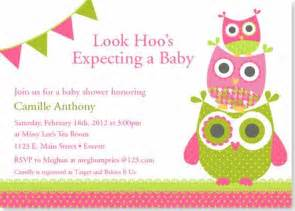 baby owl invitations clipart clipart suggest