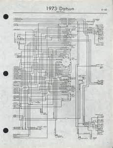 1974 datsun 620 wiring diagram 1974 free engine