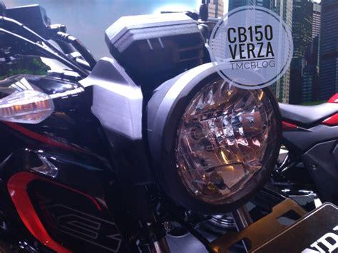 Lu Led Motor Honda Verza honda cb150 verza penakan perdana dijual mulai 19 3