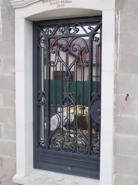 prix d une porte d entrée 434 porte d entr 233 e fer forg 233 en tunisie prix sellingstg