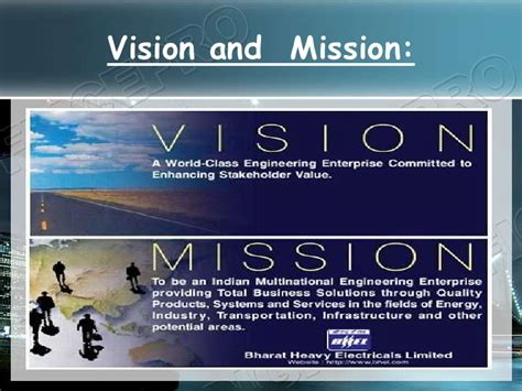 On Mission And Leadership vision mission strategy and leadership