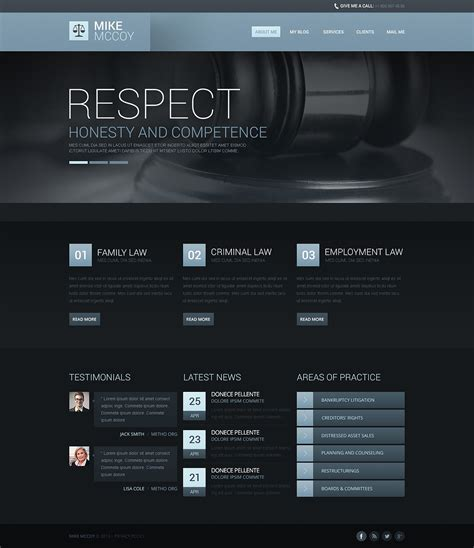 drupal themes government law firm responsive drupal template 45958 by wt drupal