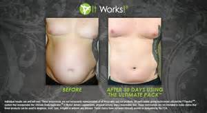wraps reviews it works wraps before and after pictures