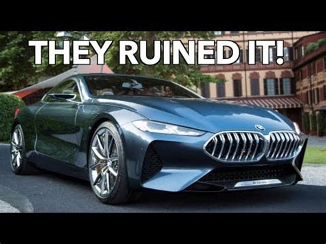 bmw  series accidentally leaked youtube