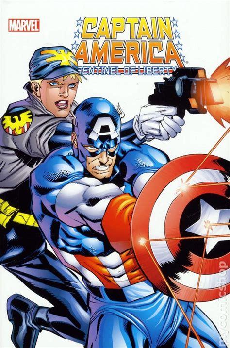 Captain America Sentinel Of Liberty Hc Marvel Comics captain america sentinel of liberty hc 2011 marvel comic