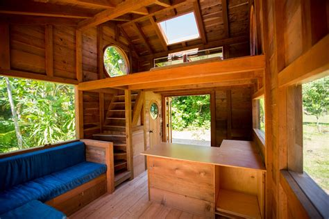 200 Sq Ft Cabin by Nelson S New 200 Square Foot Tiny House In Hawaii