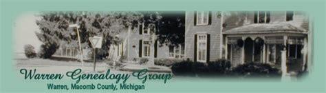 Macomb County Divorce Records Warren Genealogy