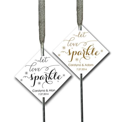 7 Best Images Of Free Printable Wedding Sparkler Tags Wedding Sparkler Tags Printable Wedding Wedding Sparkler Tags Templates