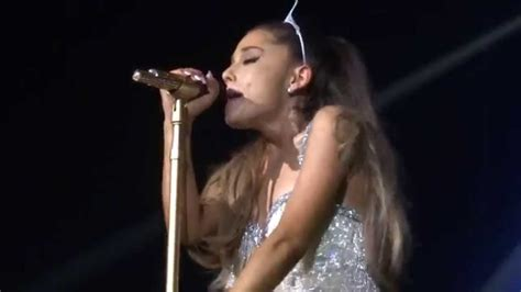 ariana grande quot tattooed heart quot live in los angeles 9 9 20150514 ariana grande quot tattooed heart quot live in zenith