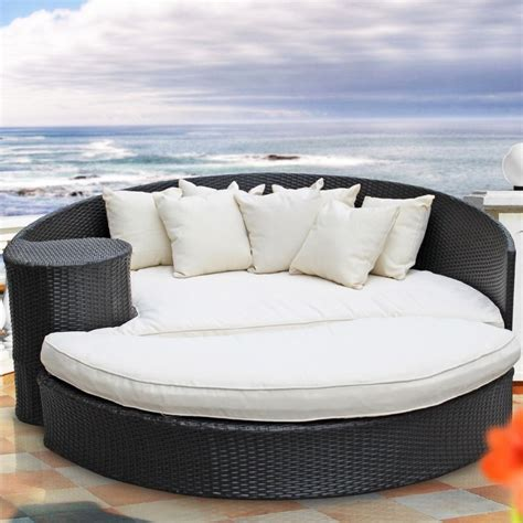 Outdoor Wicker Daybed Wicker Daybed