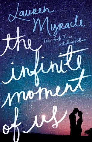 moment of books review the infinite moment of us by myracle